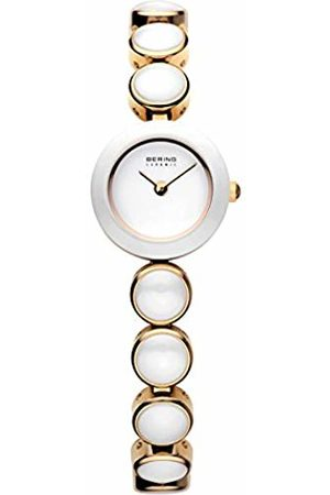 Bering Time Women's Ceramic Watch XS Analogue Quartz Various Materials 33220 751