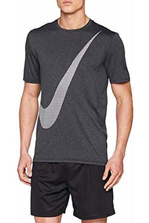 Nike Men's M Nk BRT Top Ss Hpr Dry Logo Kniited Tank ( /Anthracite/ 010)