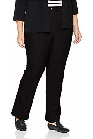 Simply Be Women's New PVL Straight Leg Trousers