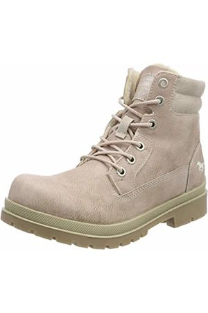 Mustang Girls' Schnür-Booty Ankle Boots