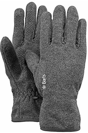 Barts Unisex Fleece Gloves, (0002/Heather 002b)