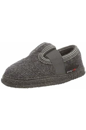 Haflinger Unisex Kids' Joschi Hi-Top Slippers