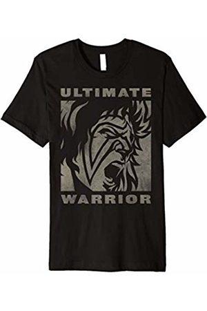Urban Species WWE Ultimate Warrior Face Distressed Dark