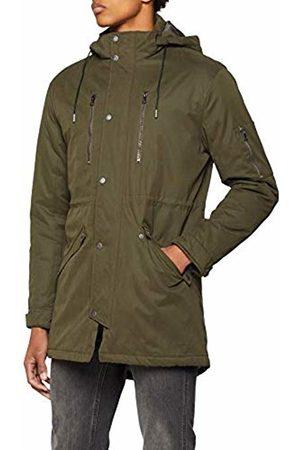 Only & Sons Men's Onsklaus Parka Winter Jacket Noos, Forest Night