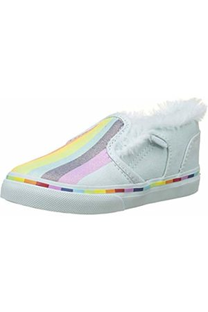 Vans Unisex Babies' Asher V Toddler Low-Top Sneakers