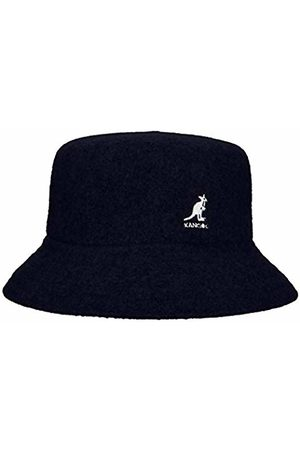 Kangol Headwear Wool LAHINCH Bucket Hat, Navy