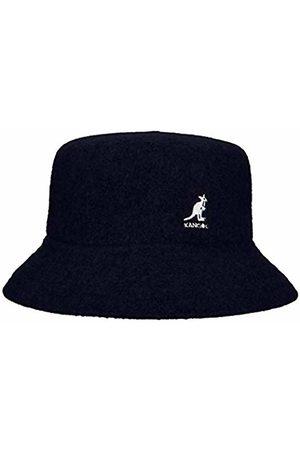 Kangol Headwear Wool LAHINCH Bucket Hat, Navy