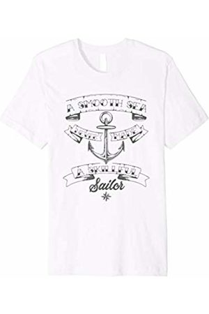 A Smooth Sea Skillful Sailor Shirt A Smooth Sea Skillful Sailor Tshirt