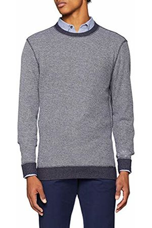 HUGO BOSS Casual Men's Walisburg Sweatshirt (Dark 404)