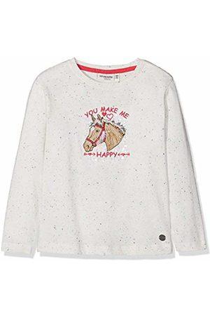 Salt & Pepper Girls T-shirts - Salt and Pepper Girl's Longsleeve Horses II Neppy T - Shirt ( 011)