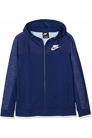 Nike Boy's B NSW Hoodie Fz Advance Jumper ( Void/ 478)