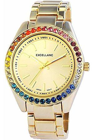 Excellanc Women's Quartz Watch with Alloy 180904000004