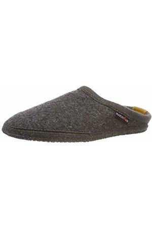 Haflinger Men's Knut Walktoffel Open Back Slippers