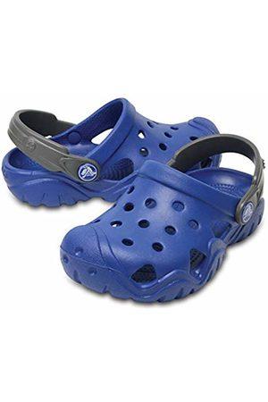 Crocs Swiftwater Clog Kids ( Jean/Slate )
