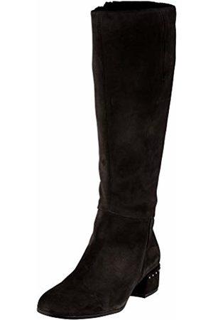Gabor Shoes Women's Comfort Sport High Boots, (Schw(Nieten/Micro) 47)