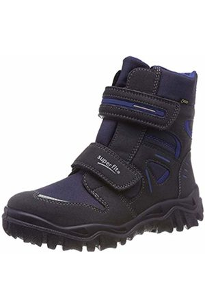 Superfit Boys' Husky Snow Boots, Blau 83