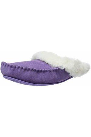 Snugrugs Women's Alisa Open Back Slippers, Lilac