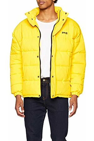 Schott NYC Men's Nebraska Jacket ( Yell)