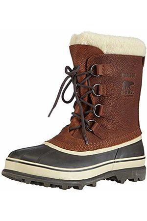 sorel Men's Boots, Caribou WL, Red (Tobacco)