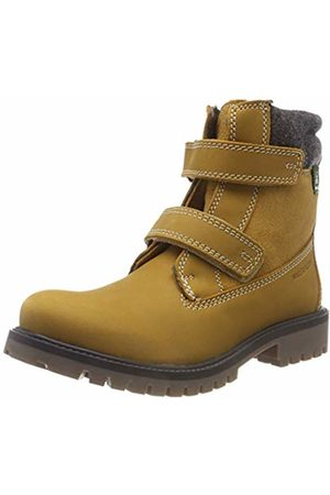 Kamik Unisex Kids' Takodav Snow Boots, Ocre Tan