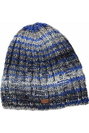 maximo Boys' 73574-250500, Mütze, Rippe Hat (Blau Grau Meliert 63)