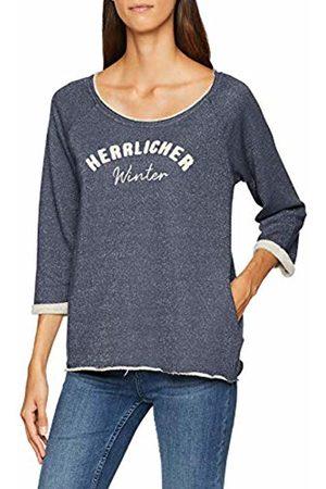 Herrlicher Women's Benice Glitter Track Jacket ( Melange 220)