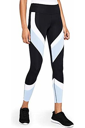 AURIQUE Colour Block Sports Tights ( /Serenity/ )