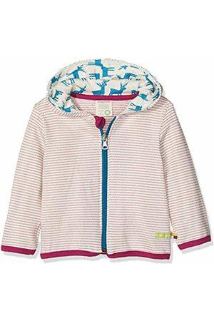 loud + proud Baby Girls' Jacke Frottée Track Jacket