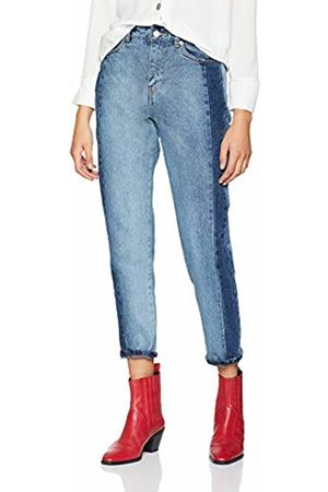 Dr Denim Women's Pepper Straight Jeans (Dual S40)