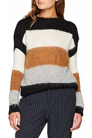 SPARKZ COPENHAGEN Women's Ramon Striped Pullover Jumper ( 099)
