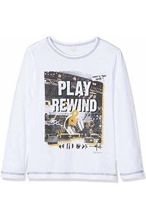 Esprit Kids Tee-Shirt for Boy T ( 010) (Manufacturer Size: 128+)