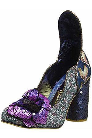 Irregular Choice Women's Dear Lover Ankle Strap Heels ( A)