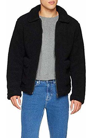 New Look Men's Borg Teddy Jacket