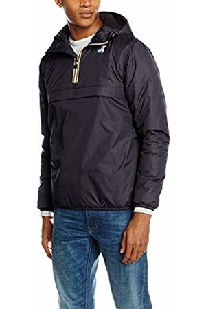 K-Way Men's Le VRAI 3.0 Leon Padded Raincoat ( Depht K89)