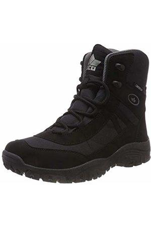 Lico Men's Kenai Snow Boots, Schwarz