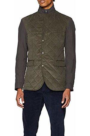 Hackett Hackett Men's Quilted Cord BLZR Jacket