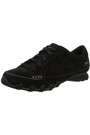 Skechers Women's Bikers - CONTAINED Trainers ( Blk)