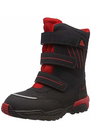 Superfit Boys' Culusuk Snow Boots, (Grau/Rot 20)