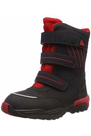 Superfit Boys' Culusuk Snow Boots, (Grau/Rot 20)