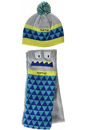 Tuc Tuc Boy's Tricot ABC Monsters Scarf