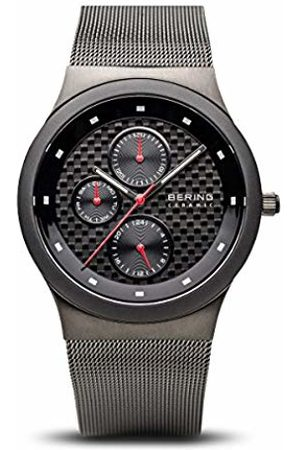 Bering Men's Analogue Quartz Watch with Stainless Steel Strap 32139-309