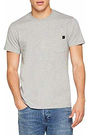 Edwin Men's Pocket TS T - Shirt ( Marl DF67)