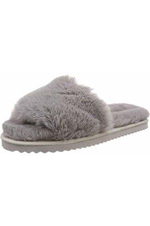 flip*flop Women's slidefur Open Back Slippers