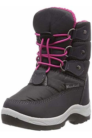Playshoes Unisex Kids' Winter-Bootie Zum Schnüren Snow Boots ( 18)