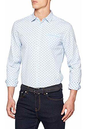 Solid Men's 6180607 Regular Fit Sleeveless Casual Shirt - - Small