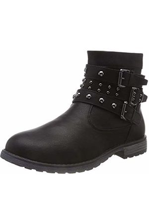 LICO Girls Ankle Boots - Girls' Ino Ankle Boots, Schwarz