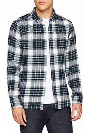 Edwin Men's Tripple 10 Check Shirt Casual