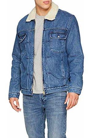 Edwin Men's Panhead Zip Jacket Denim