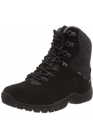 597f3e06968 Women's Henna Snow Boots, Schwarz/Grau