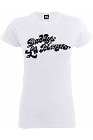 DC Comics Women's Suicide Squad Daddy's Lil Monster T-Shirt
